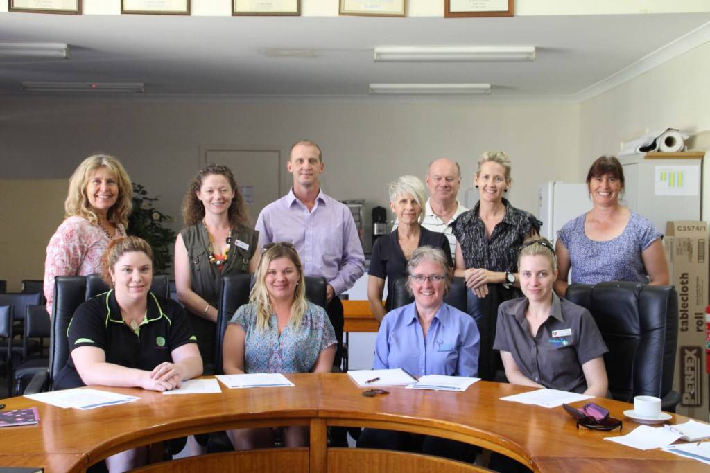 A group of interested local health providers including representatives from Cobar Primary Health Care Centre, sole traders, integrated health care and visiting specialists met last Wednesday at Cobar Shire Council chambers to discuses the establishment of a wellness centre in Cobar.