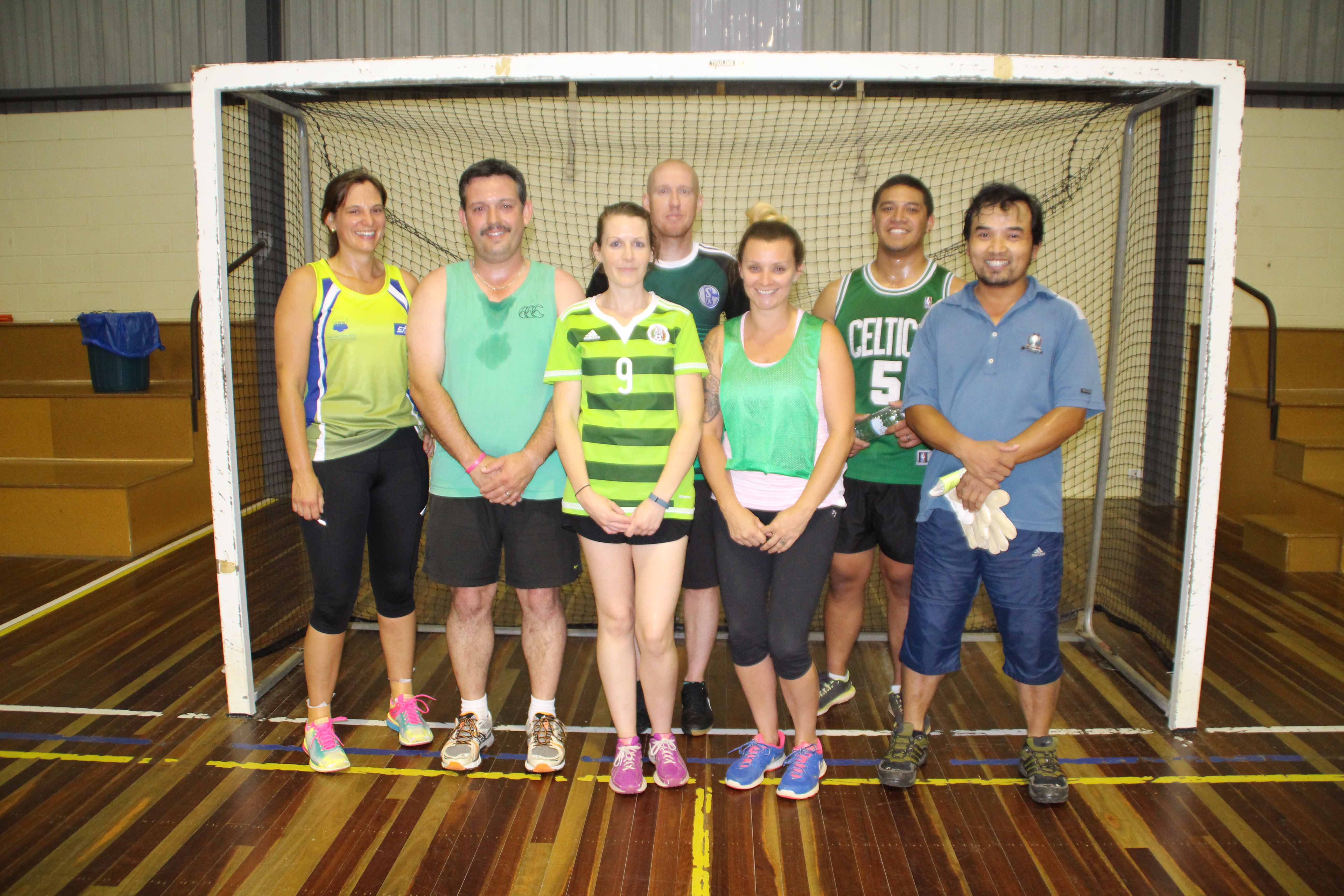 Bayer Neverlosen Crowned Indoor Soccer Champions The Cobar Weekly