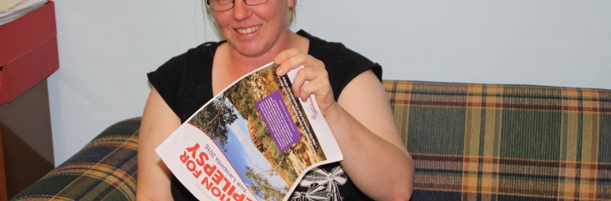 Local Girl Guides leader Anita Neate will be attempting Trek Larapinta in June, to raise funding and awareness for epilepsy. Ms Neate will walk 64.4km over six days on a guided trek starting at Alice Springs.