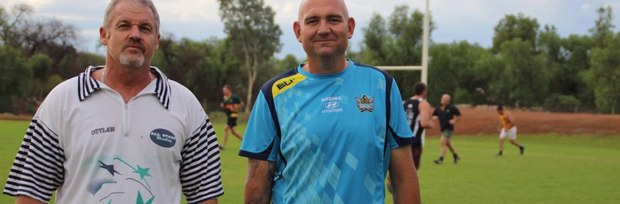 Cobar Camels' new strength and conditioning coach John Barnes and head coach Heath Budd have big things planned for the Camels squad this season.