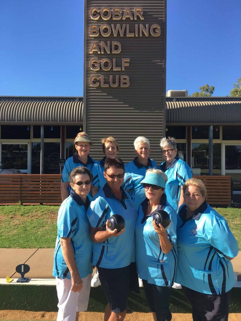 The lady bowlers returned to the greens at the Cobar Bowling & Golf Club last Tuesday morning. ▪ Photo contributed