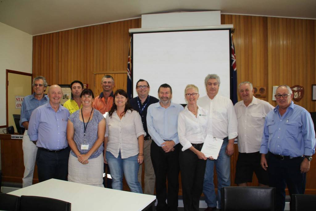 Regional Development Australia Orana held a meeting in Cobar last Friday to inform local stakeholders of the findings of a BioHub pre-feasibility study.