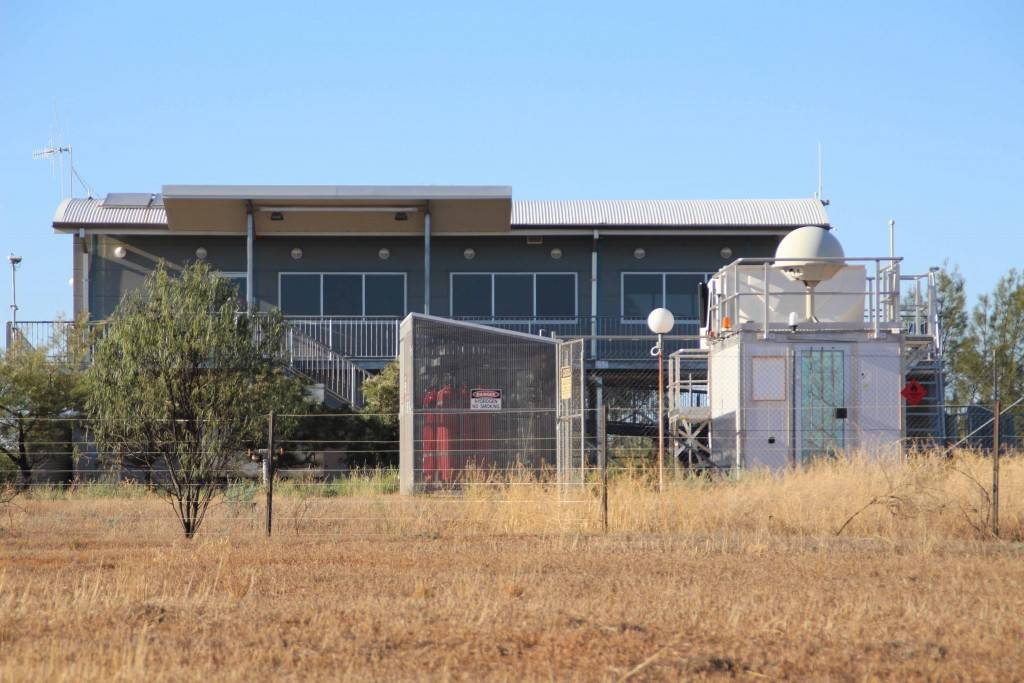 The Cobar weather station is expected to be fully automated within the next 12 months.