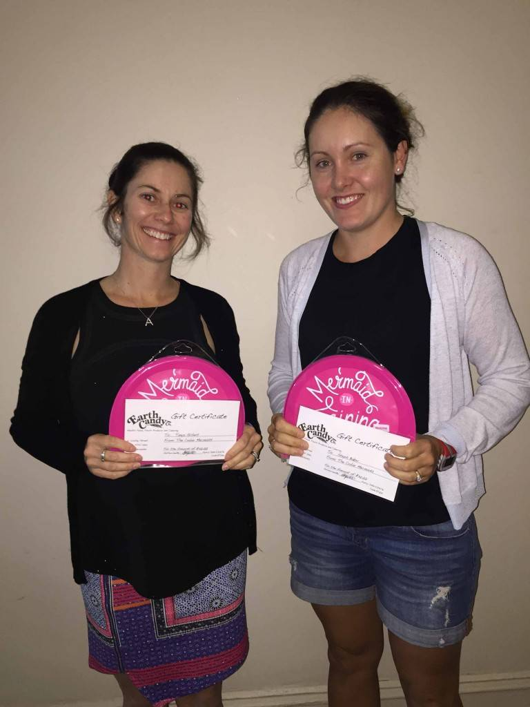 Tanya Gilbert and Steph Baker topped the overall point score tally in the 2015-16 Cobar Mermaids season, with the top swimmers revealed at the club's presentation night on Friday.