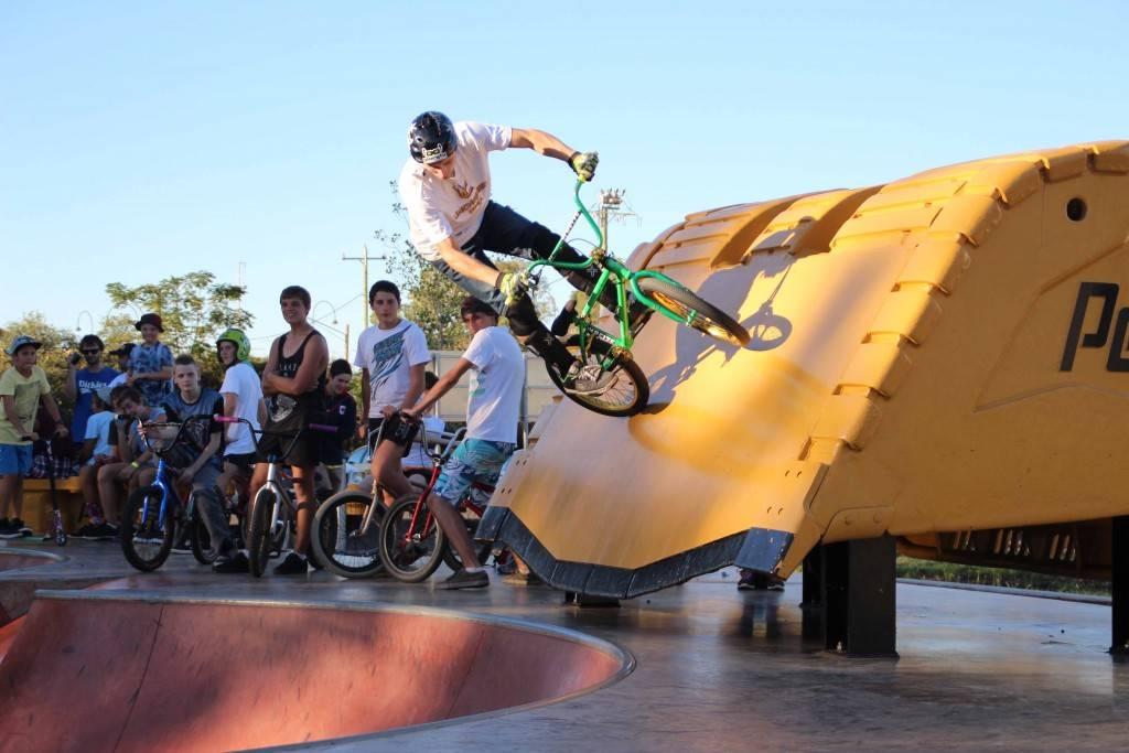 fun day skate park