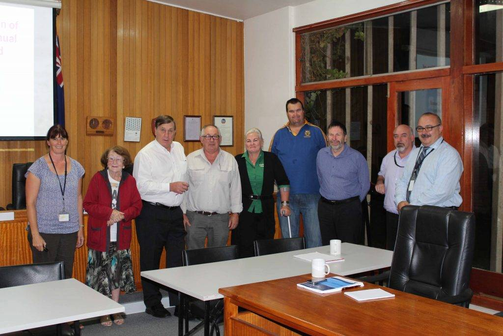 Cobar Shire Council staff presented information on the 2016-17 budget and operational plan at a public meeting last Wednesday.