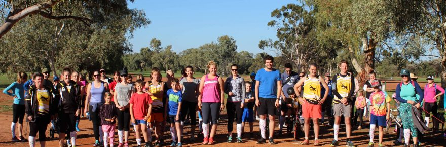 The Cobar Athletics and Triathlon Squad (CATS) hosted a Fun Run on Sunday to raise awareness, as well as funds, for Batyr, a  not-for-profit organisation which aims to raise awareness and break the stigma of mental illness. The Fun Run was well attended, with 54 people signing up on the morning to complete the 5.5km run or walk. Competitors were of all ages, running, walking, pushing prams, riding their bikes and walking their dogs. The winners of the day were Scott Brown (First male), Joanna Strahl (First female) and Chad Buckman (First Junior).