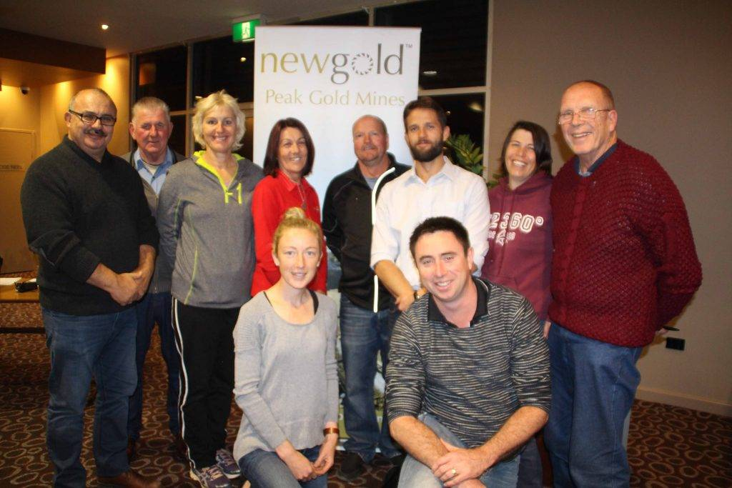 Peak Gold Mines general manager Greg Bowkett and his staff presented an overview of the mine's current progress and its future plans to local residents at a Community  Consultation meeting last Tuesday night at the Cobar Bowling & Golf Club.