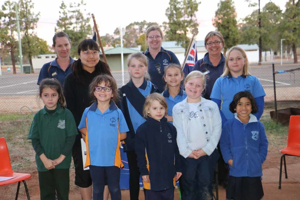 Promising future for local Girl Guides as membership grows