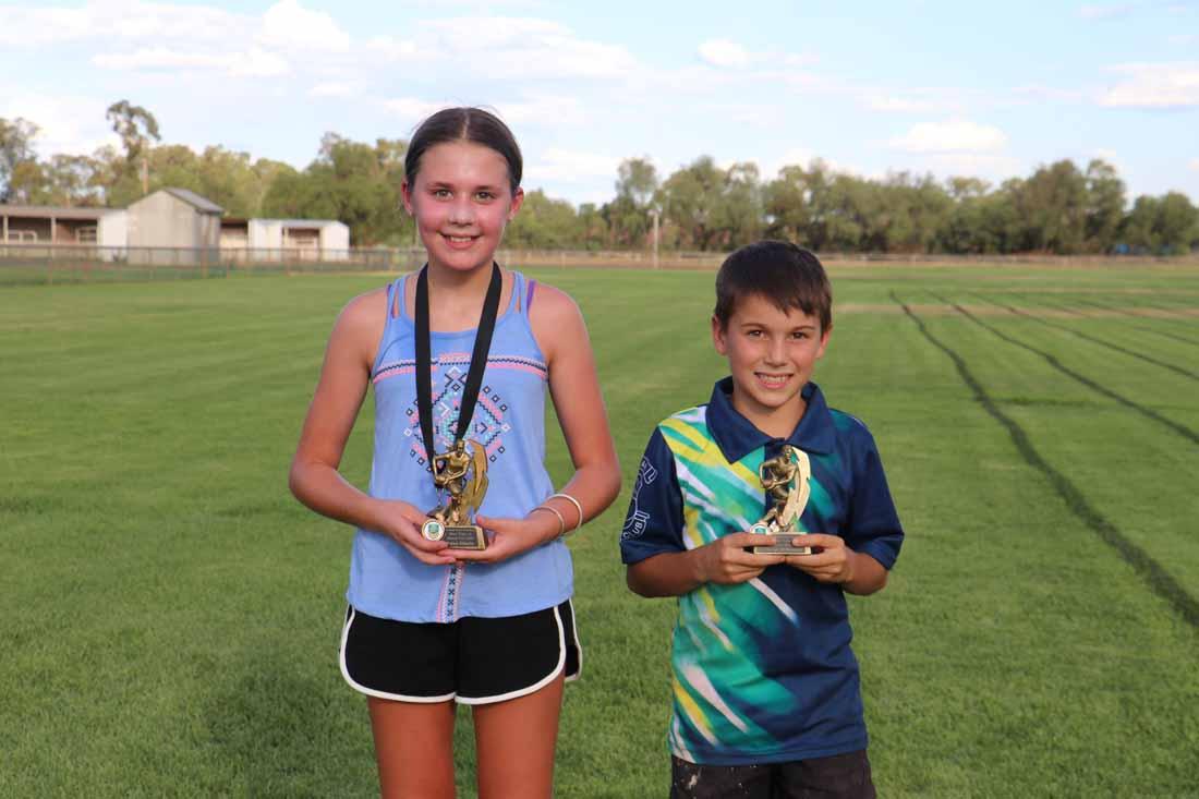 Touch juniors winners top try scorers1