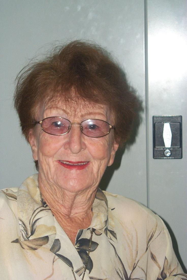 Councillor Lilliane Brady #1