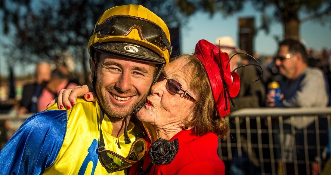 contributed Cobar Races Lilliane Brady and Kody Nestor