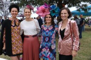 b print Cobar Races Janette Bishop, Shannon Eves, Eden McBride and Jess Arnold (155)