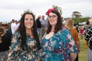 b print Cobar Races Polly Prendergast and Mikaela Smith (112)