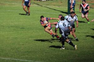 Cobar Roosters Vs Trangie