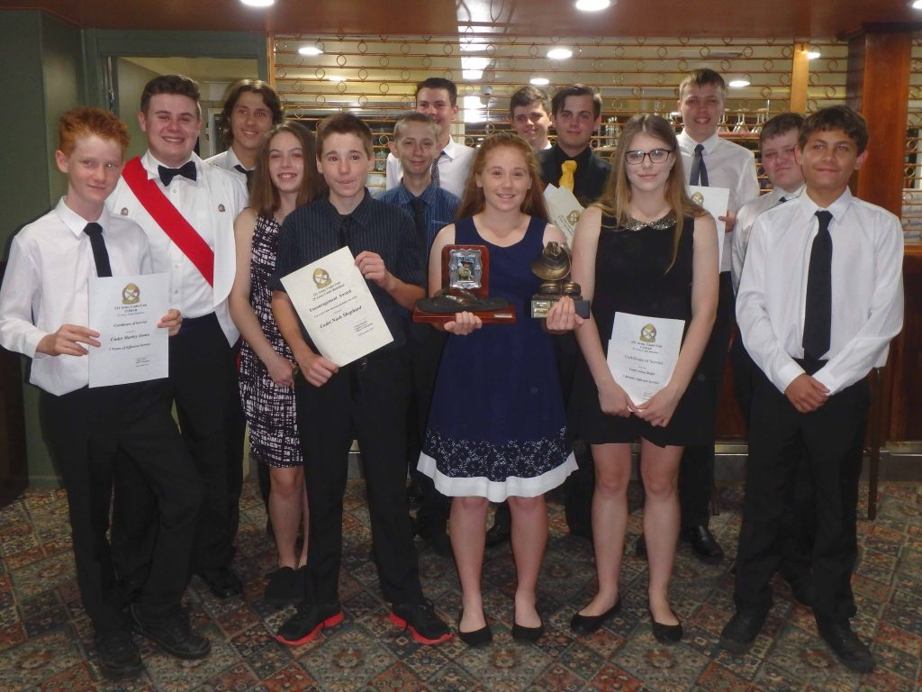 Afx Army Cadets cobar army cadets celebrate in style – the cobar weekly