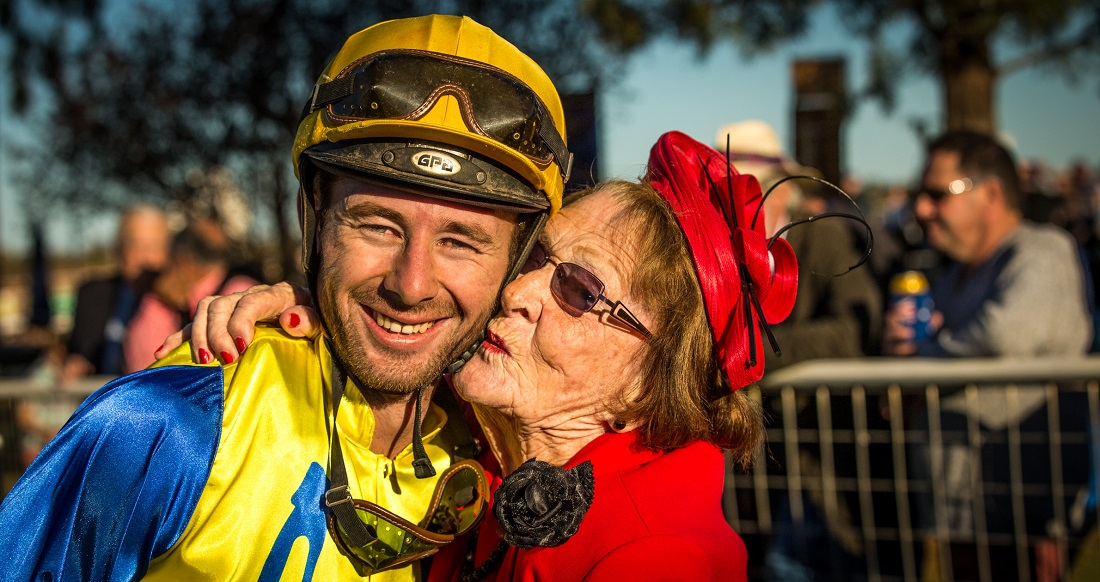 contributed Cobar Races Lilliane Brady and Kody Nestor