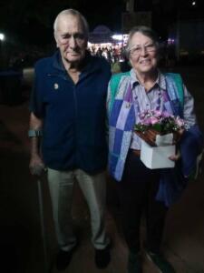 Harry and Sue Cox