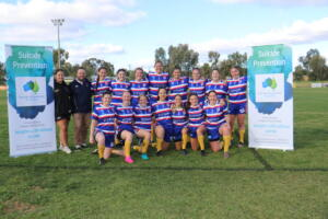 b print Rugby League Ladies team RU OK Day (1)